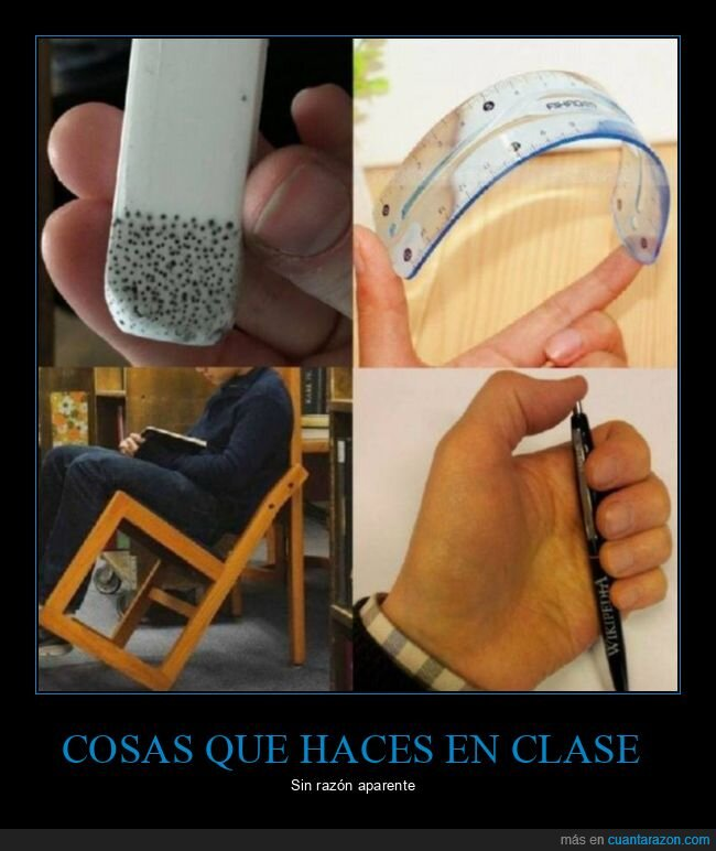 clase,hacer