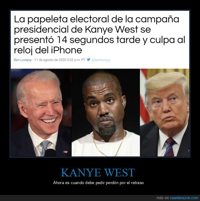 fails,iphone,kanye west,papeleta,tarde