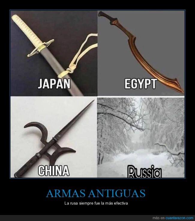armas,frío,invierno,rusia