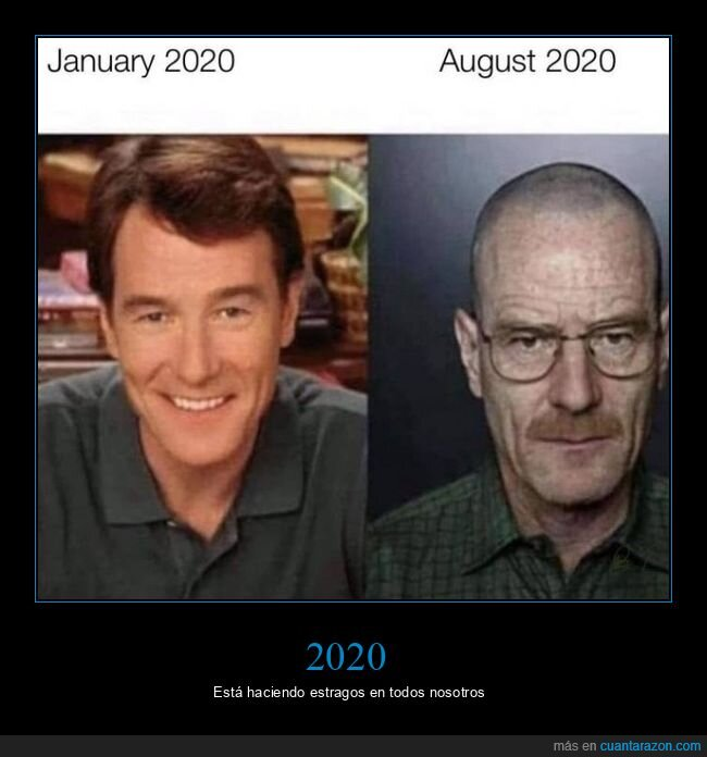 2020,ahora,antes,braking bad