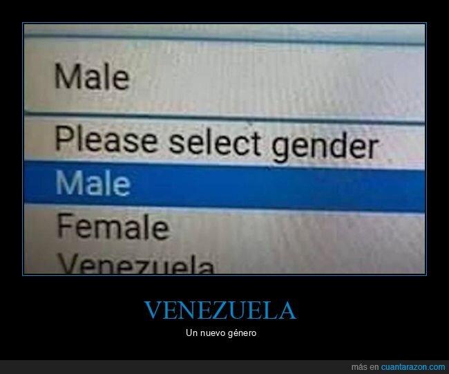 desplgable,género,venezuela,wtf