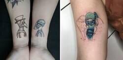 Enlace a Tatuajes geniales que resumen el 2020 a la perfección
