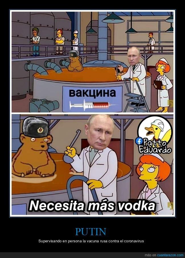 coronavirus,putin,rusos,vacuna