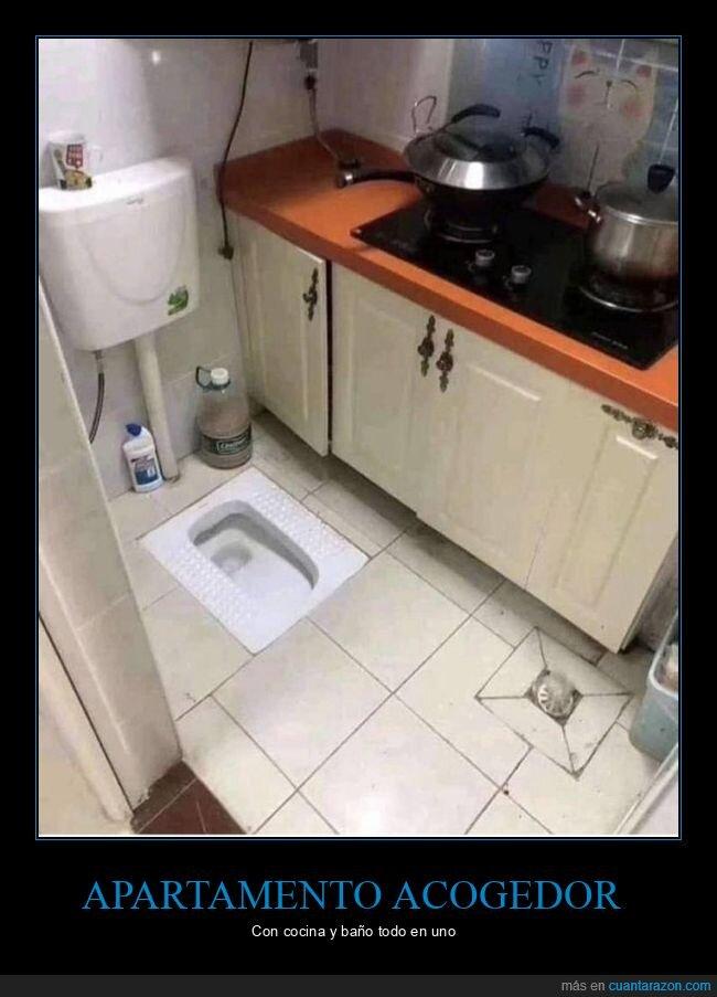 apartamento,aseo,cocina,wtf