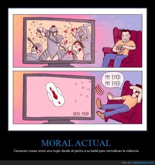 moral,regla,violencia
