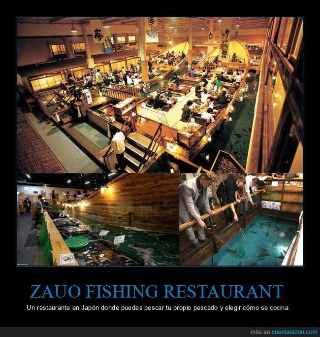 japón,pescado,restaurante