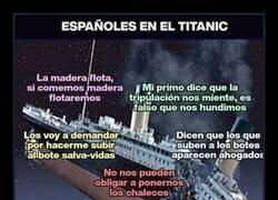 Enlace a Si el Titanic se hubiera hundido en 2020