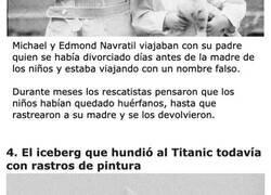 Enlace a Fotos que narraron lo que pasó después de la tragedia del Titanic