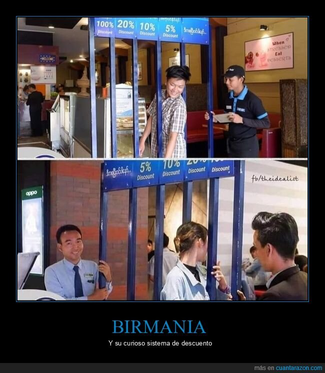 birmania,delgados,descuento,restaurante