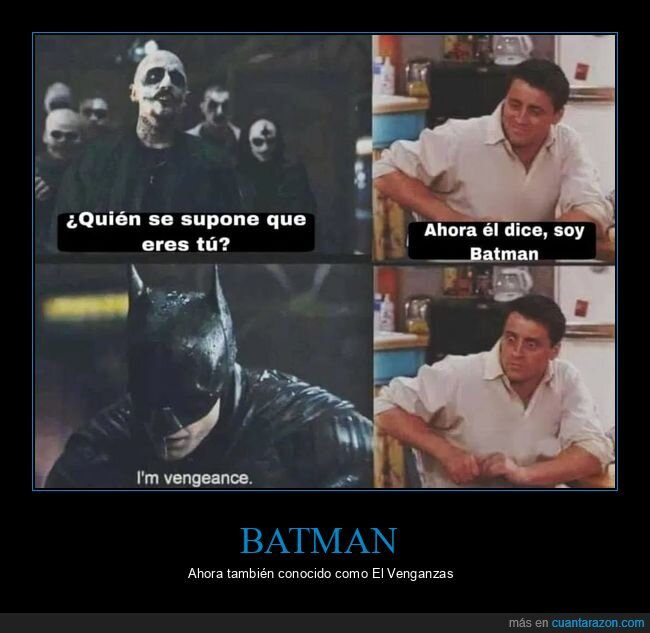 batman,joey,venganza