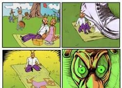 Enlace a Las hormigas también tienen superhéroes