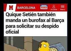 Enlace a Mientras tanto, en el Barça...