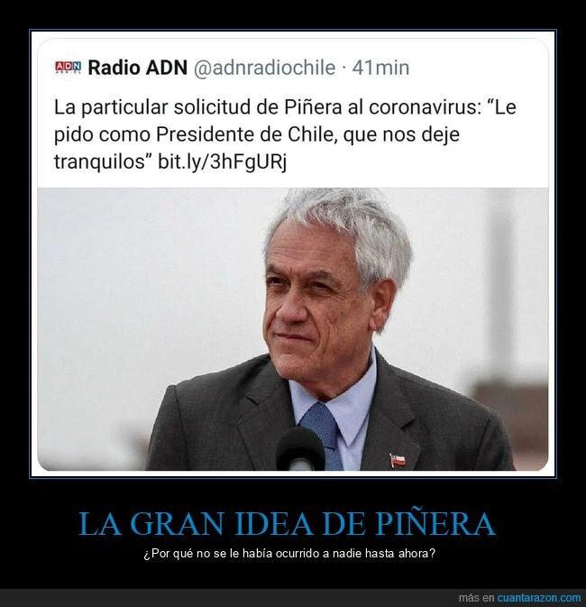 chile,coronavirus,piñera,políticos