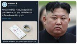 Enlace a A Kim Jong-un no le gusta esta pulsera