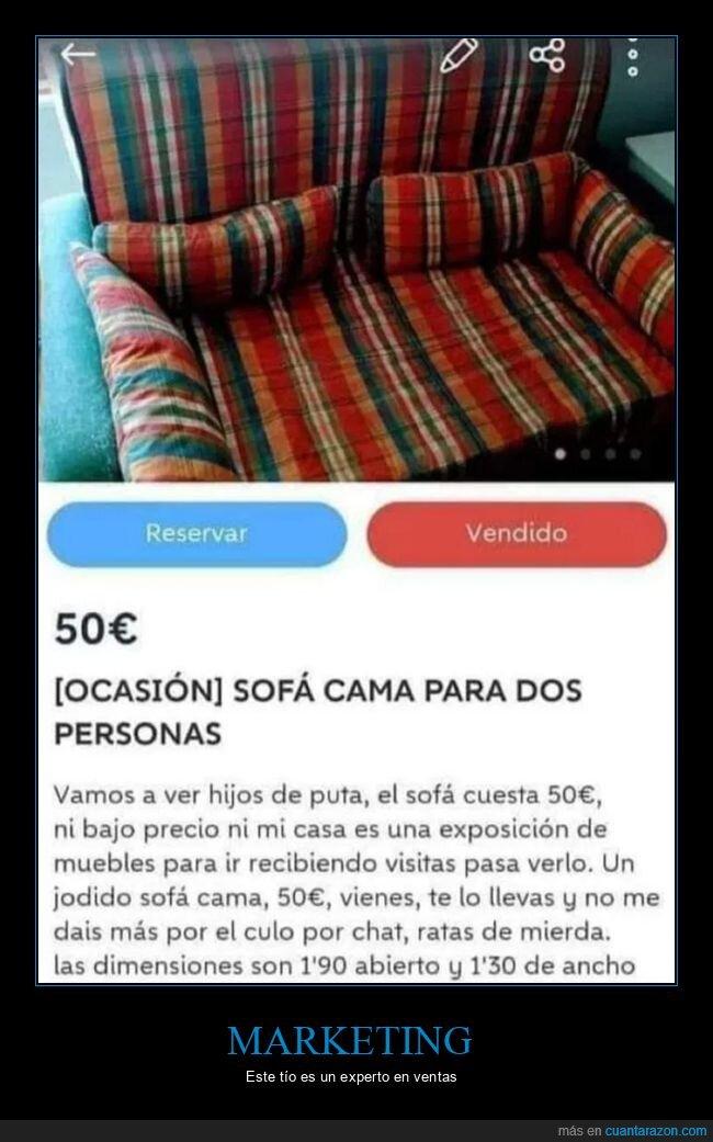 anuncios,sofá