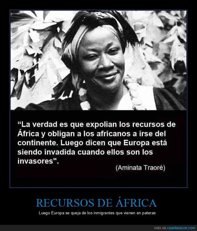 áfrica,europa,expoliar,recursos