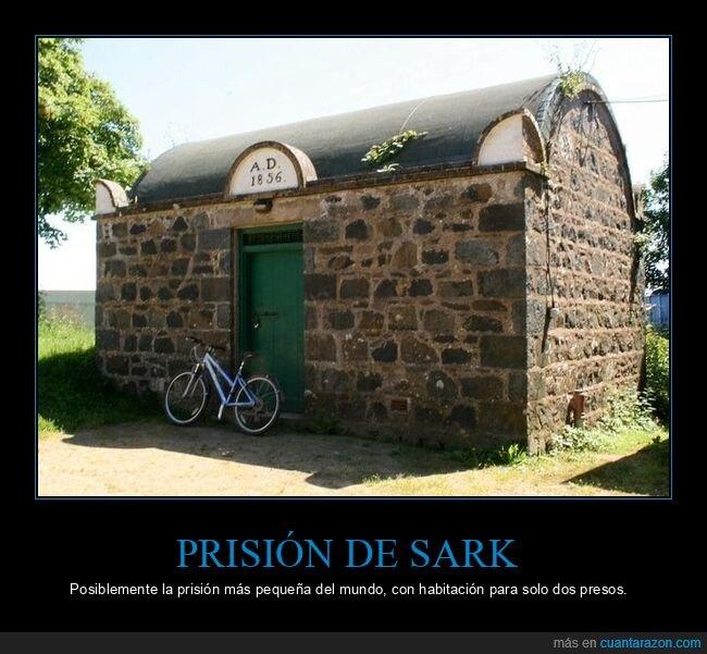 cárcel,curiosidades,pequeña,prisión