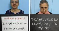 Enlace a Esta madre india se vuelve viral después de que su hijo la convenciera de escribir su sabiduría en carteles y compartirlos en Instagram