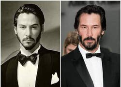 Enlace a Keanu Reeves inmortal