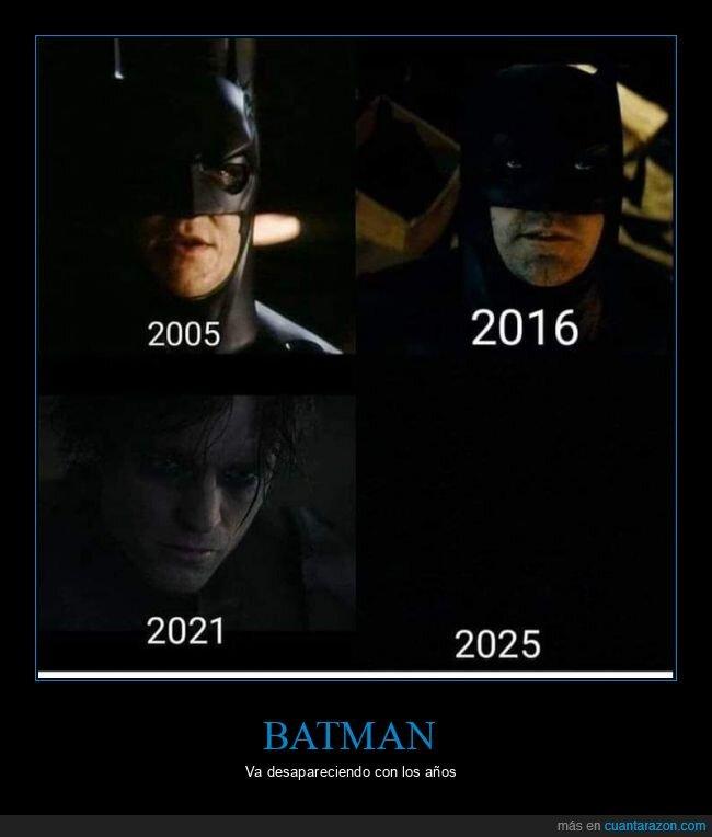 años,batman,oscuro
