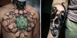 Enlace a Tatuadores que merecen ser premiados por su talento