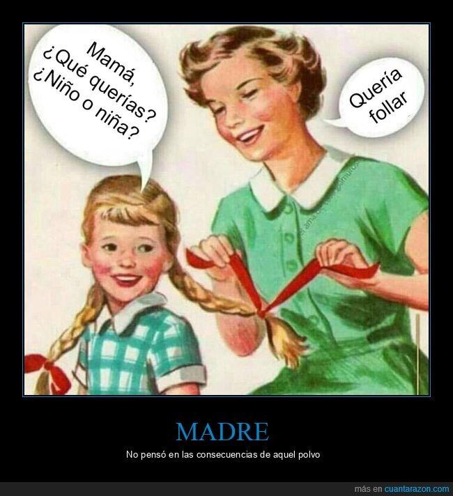 hija,madre,querer