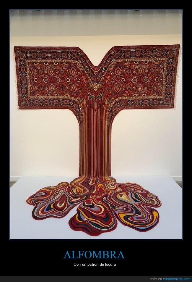 alfombra,patrón,wtf