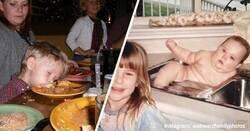 Enlace a Fotos familiares con las que podrían avergonzar a sus protagonistas toda la vida