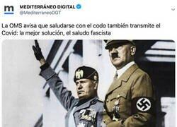 Enlace a En la redacción de Mediterráneo Digital ya se saludaban así desde hace tiempo