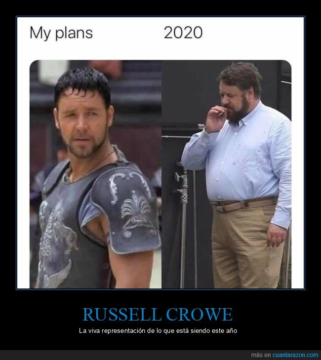2020,gladiator,planes,russell crowe