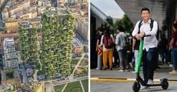 Enlace a Proyectos sostenibles que están cambiando al mundo y brindan un futuro más alentador