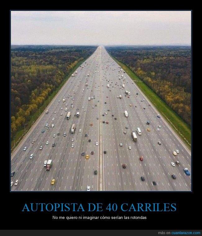 autopista,carriles