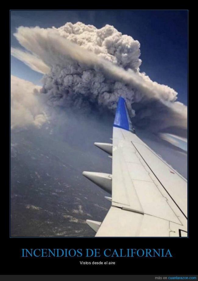 avión,california,incendios