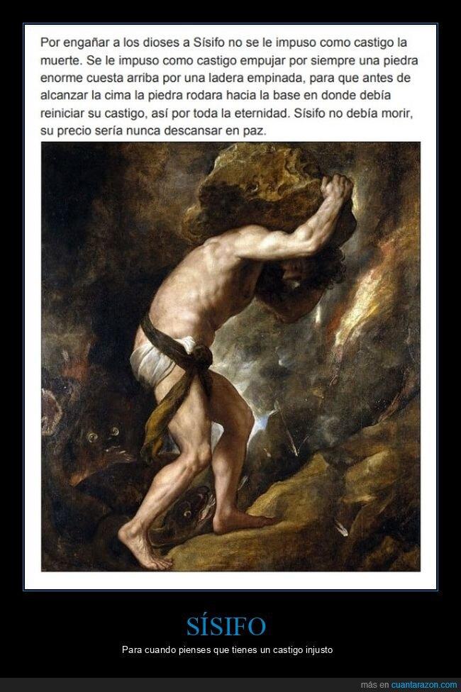 castigo,piedra,sísifo