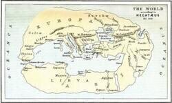 Enlace a El mundo hace 2.500 años