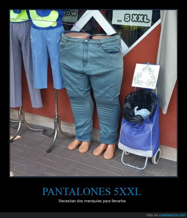 5xxl,maniquíes,pantalones