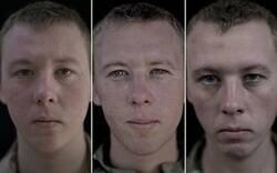 Enlace a El rostro de la guerra