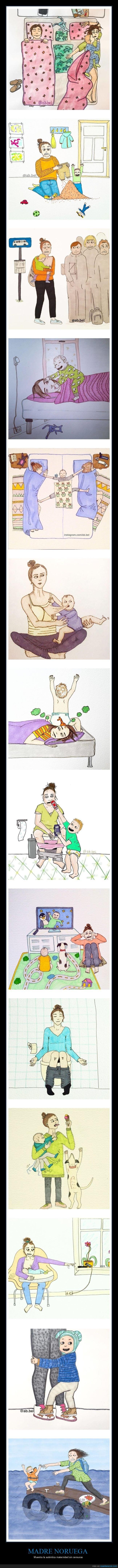 hijos,madre,maternidad