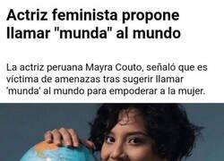 Enlace a Propuesta feminista