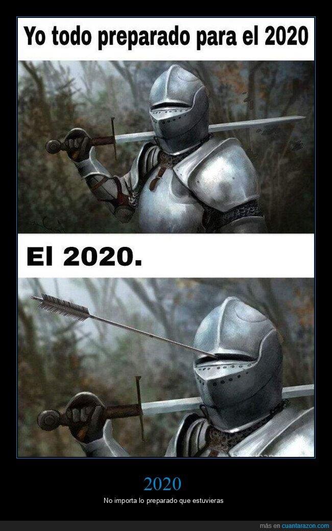 2020,armadura,flecha,preparado