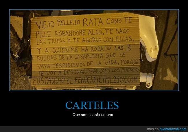 carteles,wtf