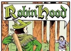 Enlace a La leyenda de Robin Hood