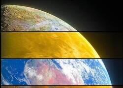 Enlace a Una sección de cada planeta