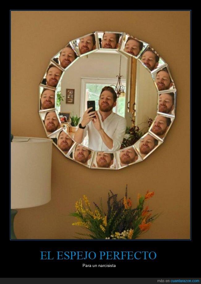 espejo,narcisista,reflejos