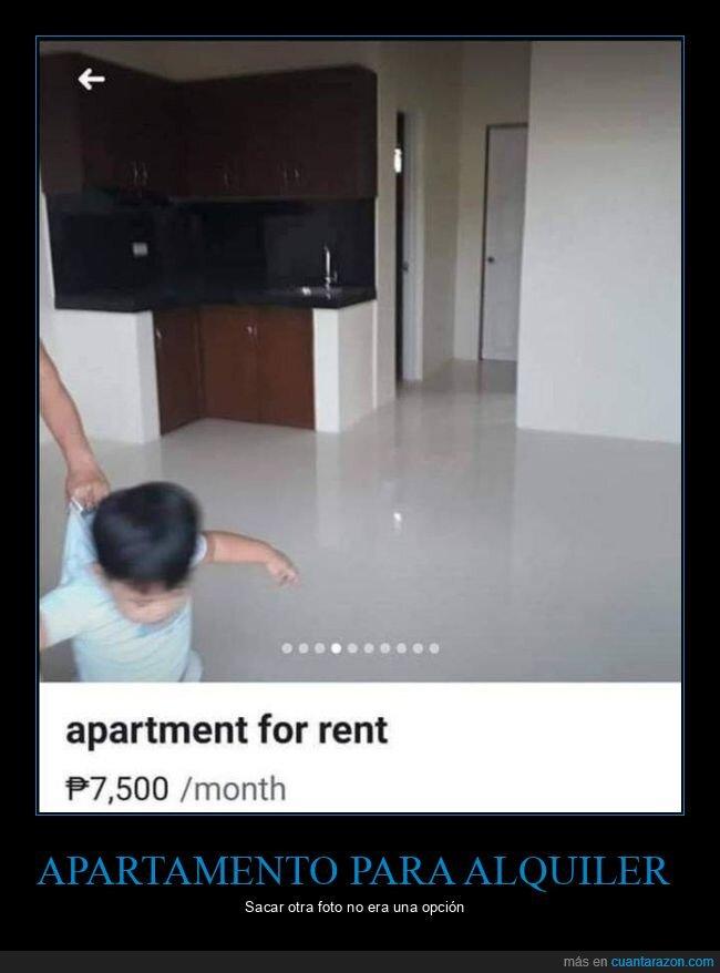 alquiler,foto,niño,piso,wtf