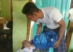 Enlace a Calmando la sed