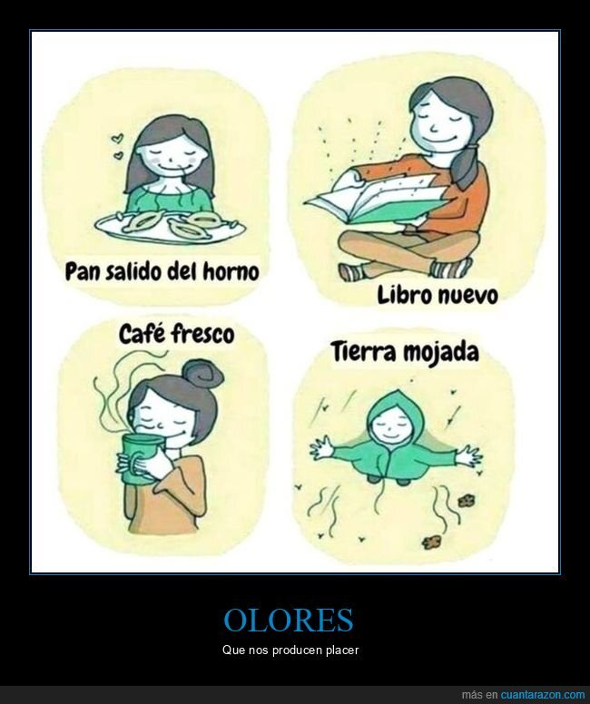 olores,placer