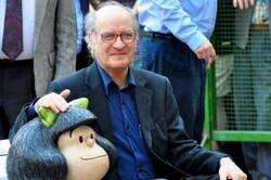 Enlace a Se nos fue el padre de Mafalda