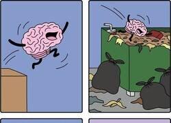 Enlace a Desconectando el cerebro