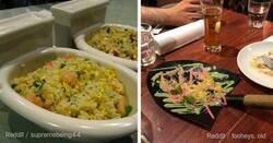 Enlace a Ocasiones en las que los restaurantes se pasaron de ingeniosos y prescindieron de los platos
